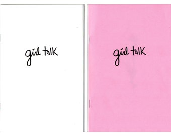 Girl Talk Zine