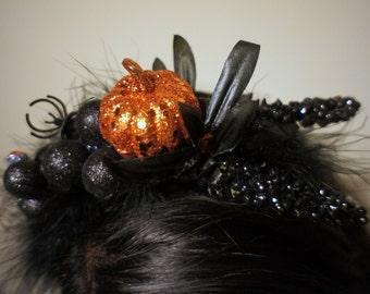 Pumpkin Patch Headband