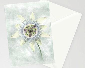 Handmade Birthday card, flowers art card, bespoke card, handmade greetings card, illustrated card, personalised card, Ocoee.