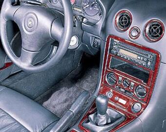 mazda miata 2001 2002 2003 2004 2005 basic new interior any color set wood carbon aluminum
