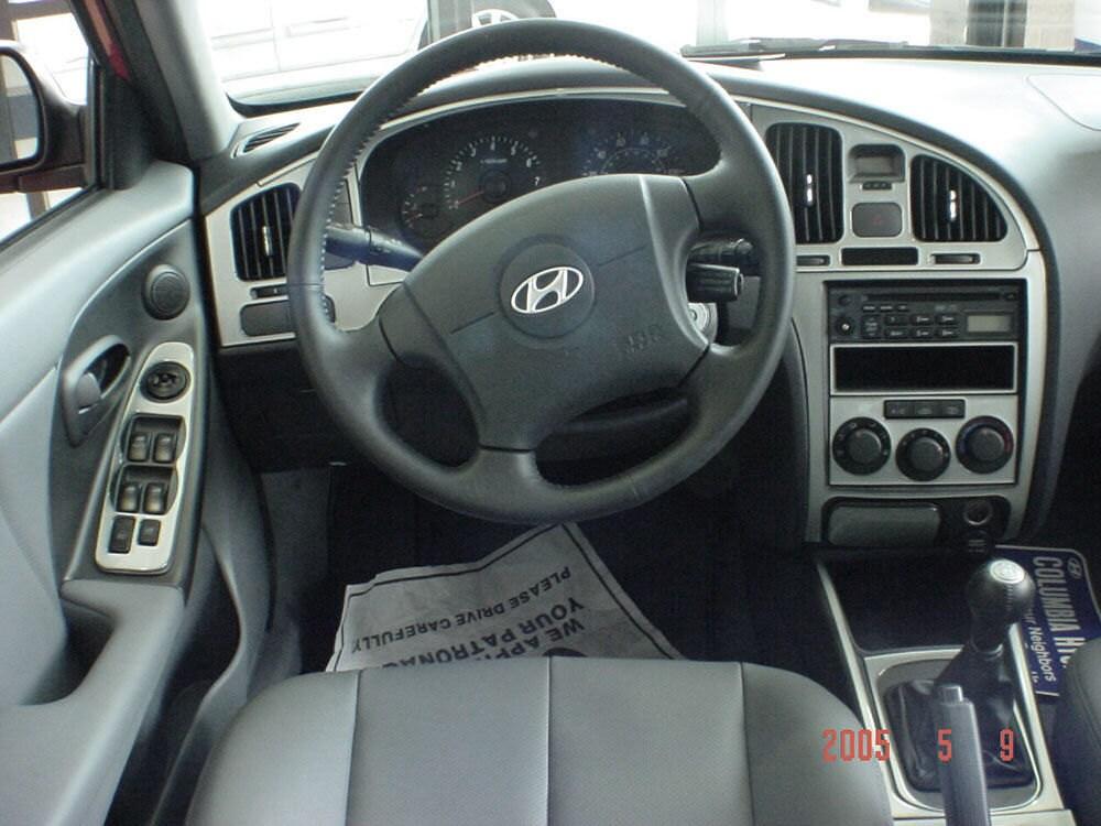 Hyundai Elantra 2001 2002 2003 New Interior Set Carbon