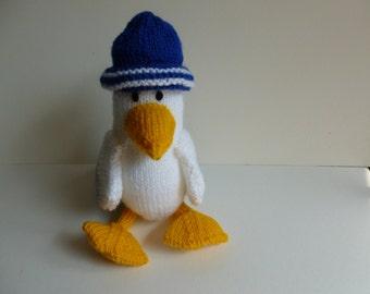 Sammy the seagull