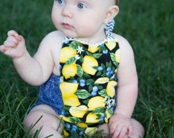 Lemon baby clothes