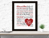 Home Decor | Disney Couples Love Typography Wall Art, Gift, Printed Art, Digital Art, Office, Free Shipping Black Friday Sale