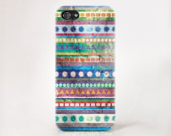 iPhone 6 case Tribal Aztec with Galaxy Space iPhone 5 case pattern galaxy iPhone cover