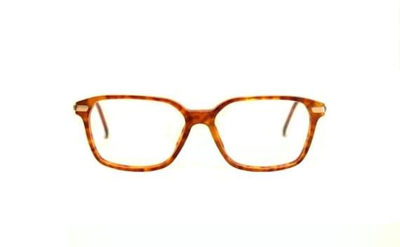 Valentino Optical Glasses 2015 : Vintage Eye glasses frames Valentino mod. VO68 square Nerd