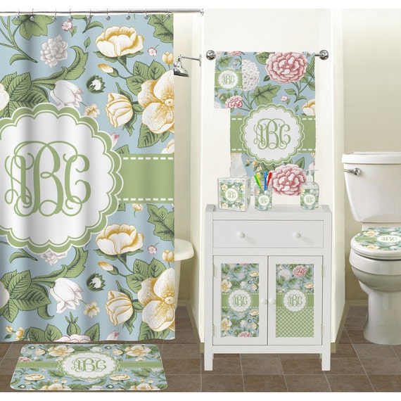 Inexpensive Designer Shower Curtains - Trendy New Designers