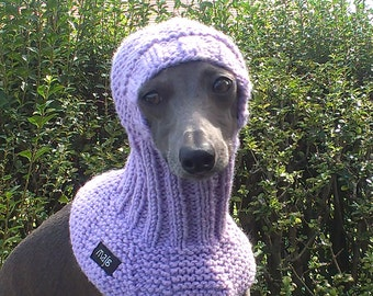 Knitting Patterns For Greyhound Dogs : Dog clothing and accessories. Handmade with Style by majStyle