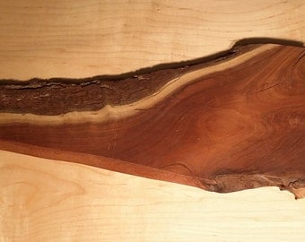 Black Walnut Board with life Edge