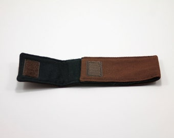 """Brown """"Trapper"""" Pocket for 4 to 4 1/2 in. Folding Knife"""