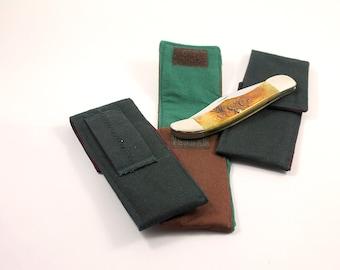 """Belt Pocket """"Hunter"""" for 5 to 5 1/2 in. Folding Knife"""