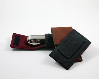 """Belt Pocket """"Hobo"""" for 4 to 4 1/2 in. Wide or Thick Folding Knife"""