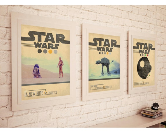 Star Wars-cadres