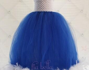 TUTU DRESS...Feather Tutu Dress...Newborn Tutu...Baby Tutu...Toddler Tutu...Cakesmash Tutu...Birthday Tutu...Summer Dress