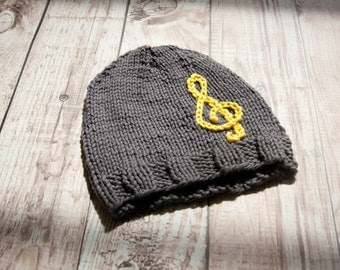 Made to Order | Treble Clef Hat