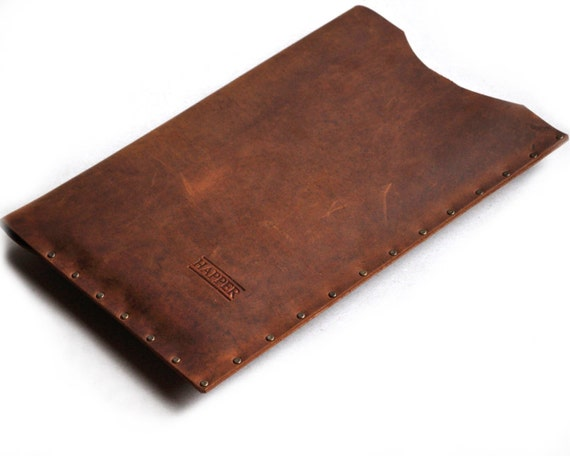 Leather Case for Microsoft Surface Pro 3 With Type Cover. Dark