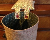 Thread Catcher Pincushion Scrap Bag/Caddy