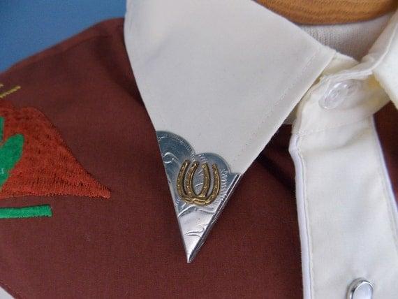 Rockmount Western Shirt Collar Tips