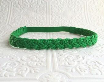 The Green Twist Crown
