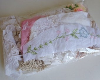Shabby Snippets Grab Bag - Vintage snippets
