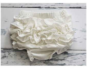 Baby Bloomers, Baby Diaper Cover, Baby Ruffle Bloomers, Ruffle Bloomers, Diaper Cover, Newborn Bloomers,  Ruffle Diaper Cover, Baby Girl