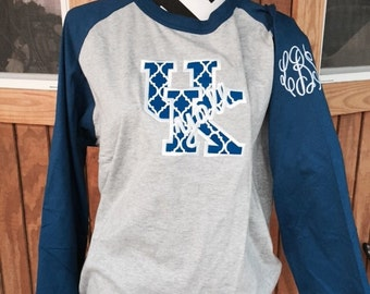 "Uk Ya""ll Baseball TShirt"
