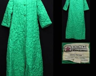 1960s Robe from Macy's