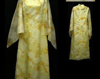 Original Alfred Shaheen dress - 1970S