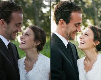 Soft Light Preset / Photoshop Lightroom Preset / Editing Tool Film Emulation Wedding Portrait Photography Preset