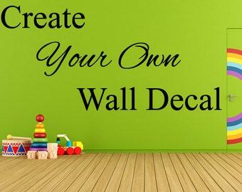 Custom Decal Etsy - Custom decal stickers