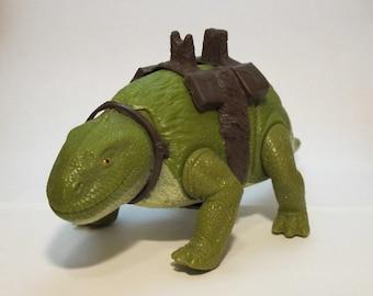 Vintage 1979 Kenner Star Wars Dewback Lizard Action Figure Toy Made in Hong Kong Great Geek Gift