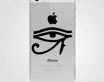 Horus Eye iPhone 5 Decal iPhone 5 Sticker Phone Decal