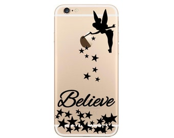 Fairy Believe iPhone 6 Decal iPhone 6 Sticker Phone Decal