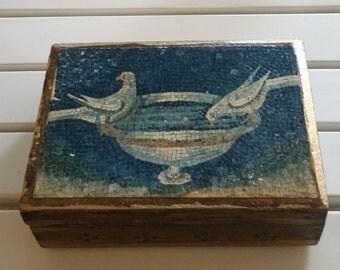 Vintage Florentine box Italy