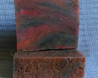 Firewood-Natural Handmade Vegan Soap