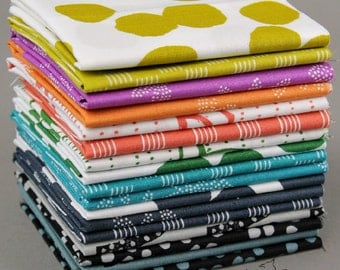 Lucky by Lotta Jansdotter - Complete Fat Quarter Bundle Collection