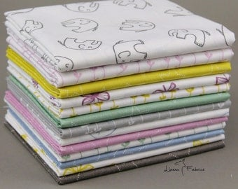 STELLA by Lotta Jansdotter - Complete Fat Eighth Bundle Collection