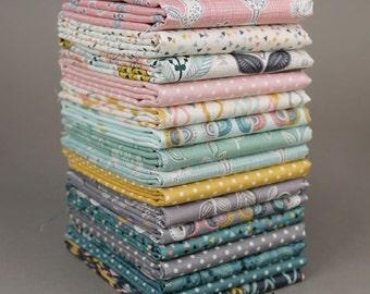 Sophia - Fat Quarter Bundle by Makover U K for Andover Fabrics