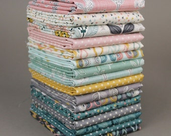 SOPHIA - Fat Eighth Bundle by Makover UK for Andover Fabrics COMPLETE