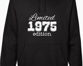 Hoodie - Limited edition - 1975 1994 1981 1948 1955 1968