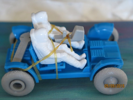 Vintage Lunar Rover from Tang Drink Mix ... 321 Flashback