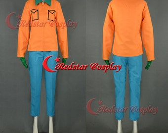 South park Cosplay Kyle Cosplay Costume- Custom-made in any size
