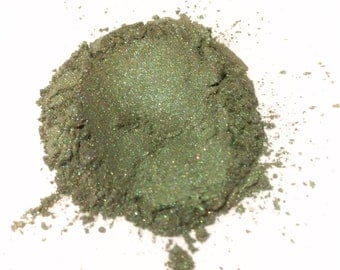 MERMAID Mineral Eye Shadow - Natural Mineral Makeup - Gluten Free Vegan Face Color