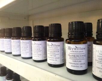 Frankincense Essential Oil || Boswellia Serrata || PURE Therapuetic Grade || Medicinal Plant || Steam Distilled || 1/2 fl oz || POWERFUL