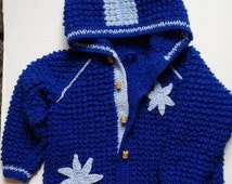 blue  sweater for boys ,