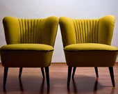 Cocktail Chair (medium) from 70's - restored