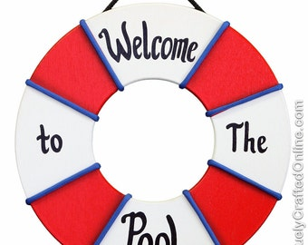 Welcome to the Pool Life Ring