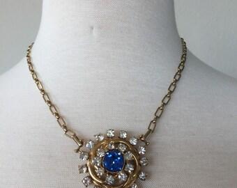 Sale Vintage Coro Art Nouveau Necklace