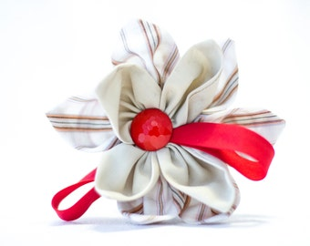 Doctor Who Inspired Hair Fascinator, Fifth Doctor, Whovian Fashion