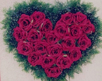 You are my Valentine Wreath